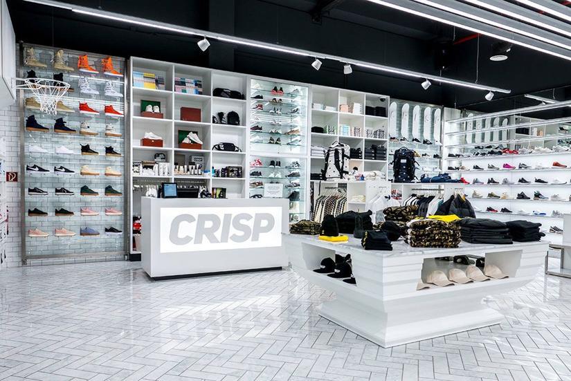 Magaziny krossovok v Berline kotorye stoit posetit CRISP BLN Grunerstrasse