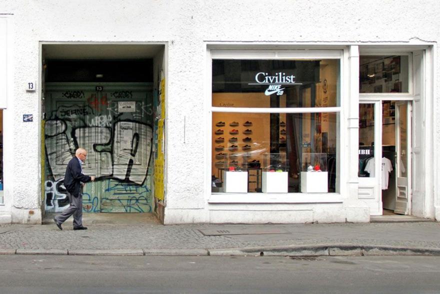Magaziny krossovok v Berline kotorye stoit posetit Civilist Brunnenstrasse
