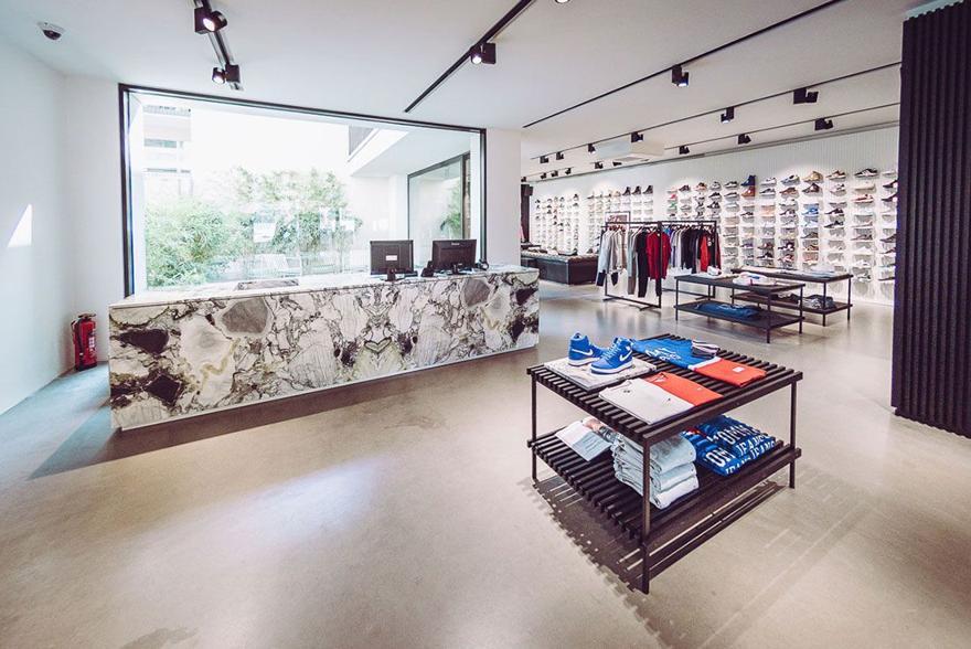 Magaziny krossovok v Berline kotorye stoit posetit KICKZ Premium Torstrasse 1