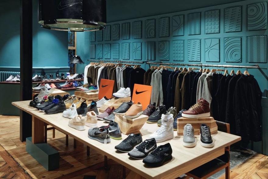 Magaziny krossovok v Berline kotorye stoit posetit Sneakersnstuff Berlin Schonhauser Allee 6 7 1