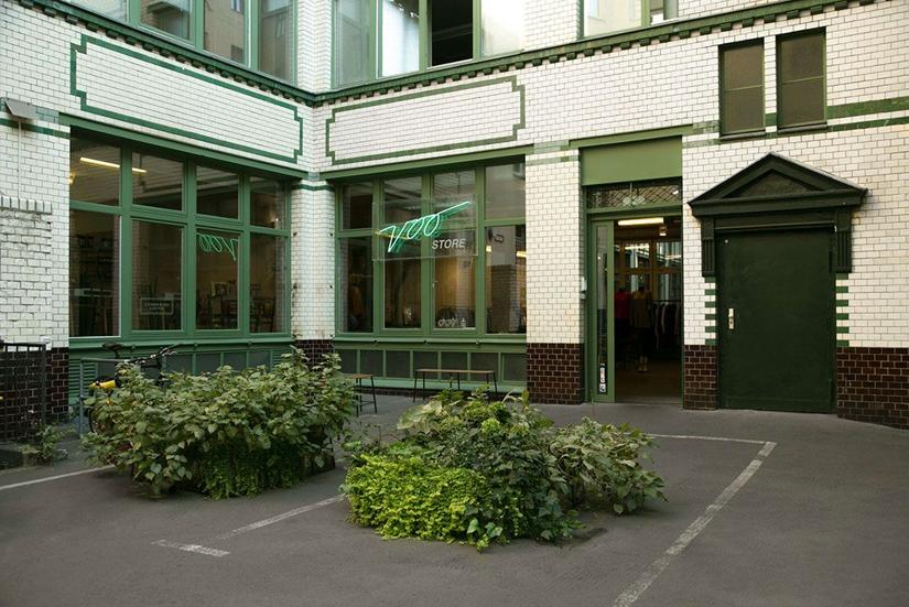 Magaziny krossovok v Berline kotorye stoit posetit VooStore Oranienstrasse
