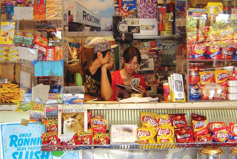 Magaziny krossovok v Bostone kotorye stoit posetit BODEGA