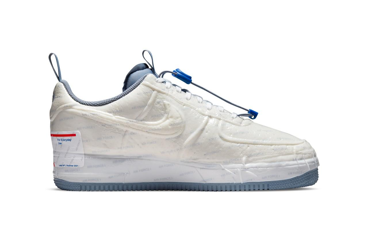 Nike Air Force 1 Experimental v stile Pochtovoj sluzhby SSHA USPS 1