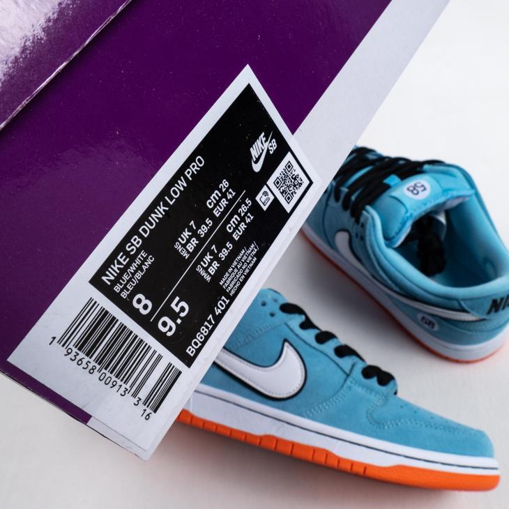 Nike SB Dunk Low Pro SB Club 58 Gulf 10