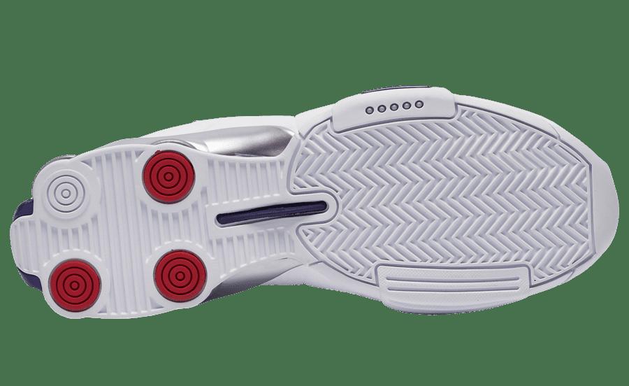 Nike Shox BB4 Toronto Raptors CD9335 100 Release Date 4