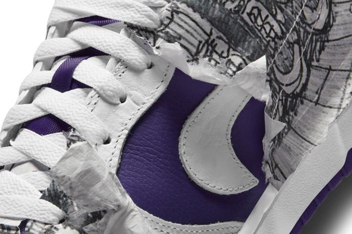 Nike Sportswear gotovyat gromkij reliz Dunk Low Flip the Old School 3
