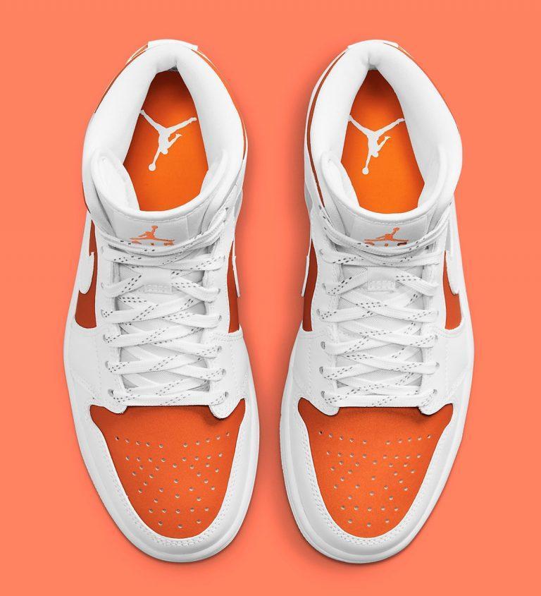 Novyj reliz Air Jordan 1 Mid Bright Citrus skoro poyavitsya v prodazhe 3