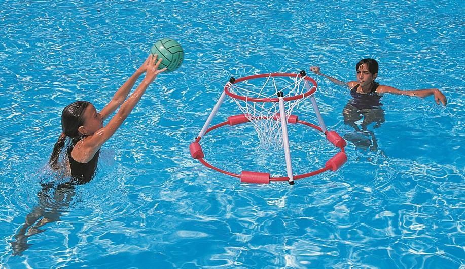 O raznovidnostyah basketbola Basketbol na vode
