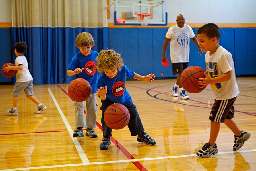 O raznovidnostyah basketbola Mini basketbol