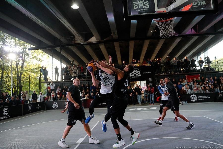O raznovidnostyah basketbola Stritbol