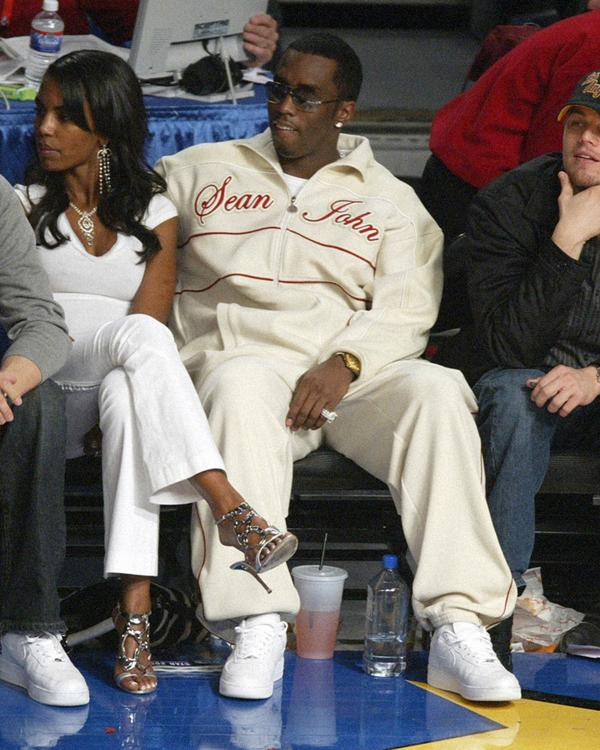 P Diddy Nike Air Force 1 07 White