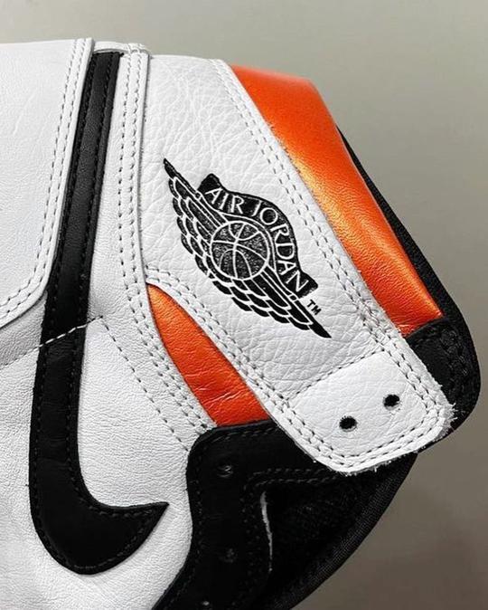 Pervye izobrazheniya i data vyhoda Air Jordan 1 Electro Orange 1