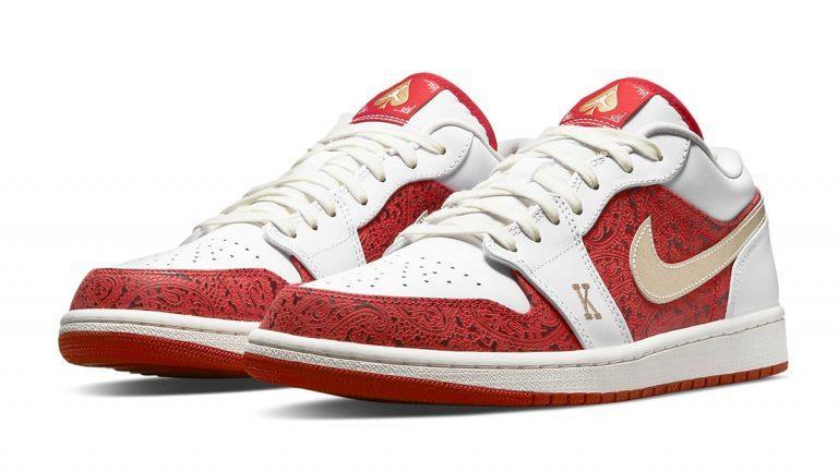 Pervyj vzglyad na Air Jordan 1 Low Spades 1