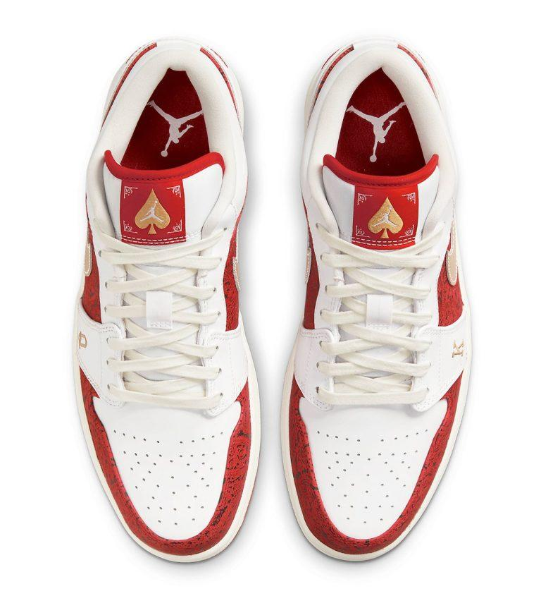 Pervyj vzglyad na Air Jordan 1 Low Spades 4