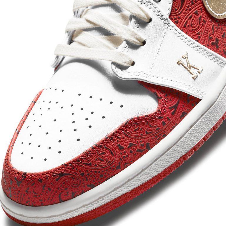 Pervyj vzglyad na Air Jordan 1 Low Spades 9