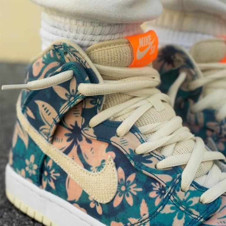 Pervyj vzglyad na Nike SB Dunk High Hawaii 10