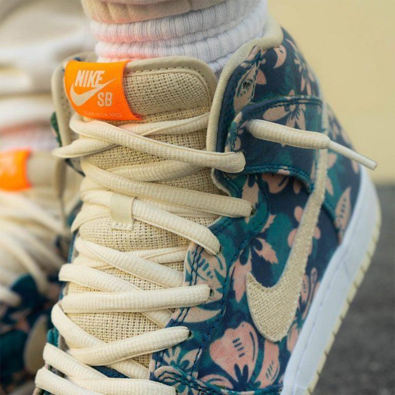 Pervyj vzglyad na Nike SB Dunk High Hawaii 11