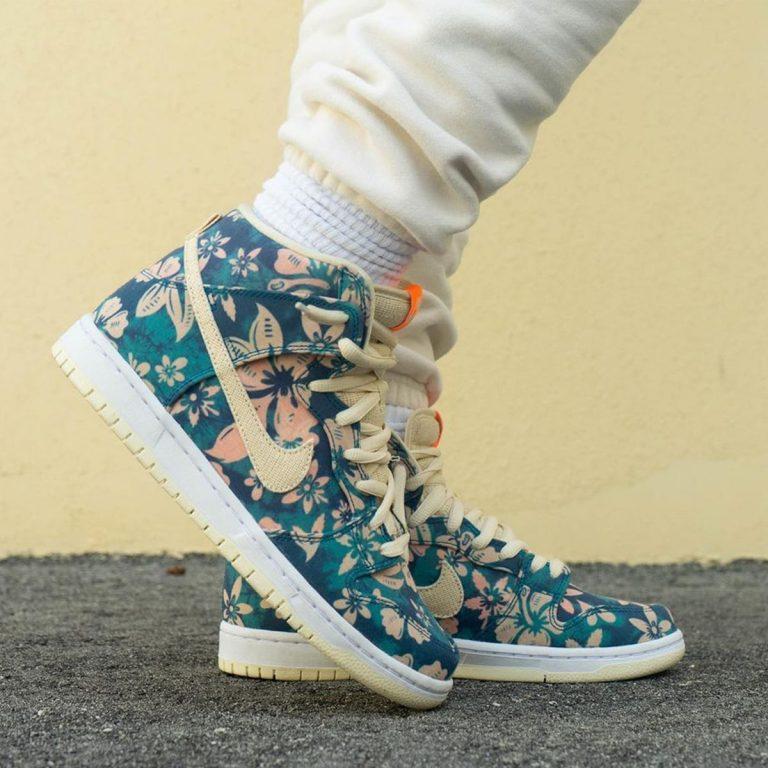 Pervyj vzglyad na Nike SB Dunk High Hawaii 5