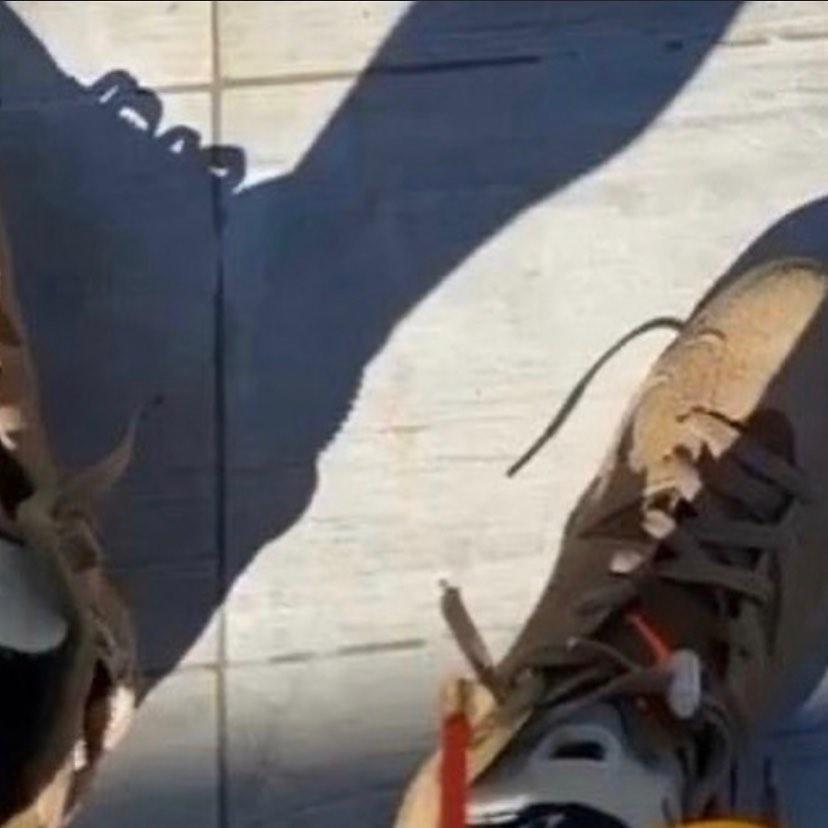 Podrobnye foto novyh Travis Scott x Air Jordan 6 British Khaki 1