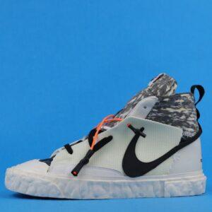 READYMADE x Nike Blazer Mid White Camo 1
