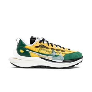 Sacai x Nike Vaporwaffle Tour Yellow Stadium Green