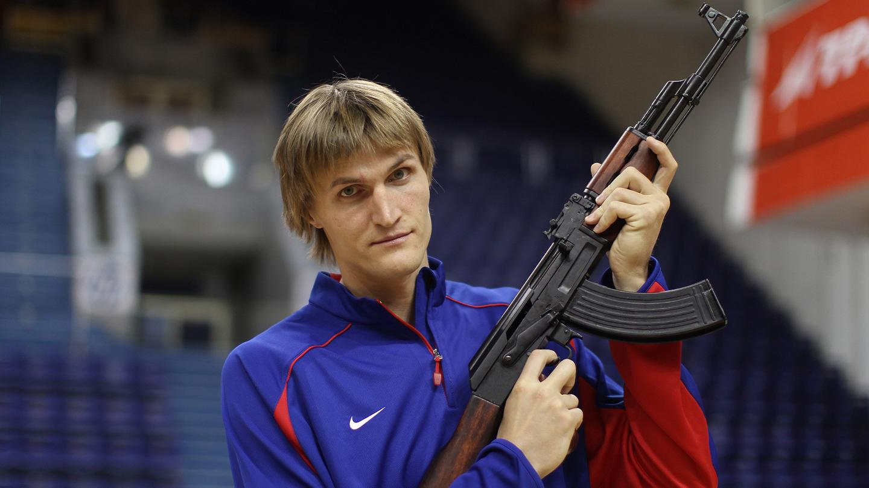 Samye izvestnye basketbolisty Andrej Kirilenko Ak47