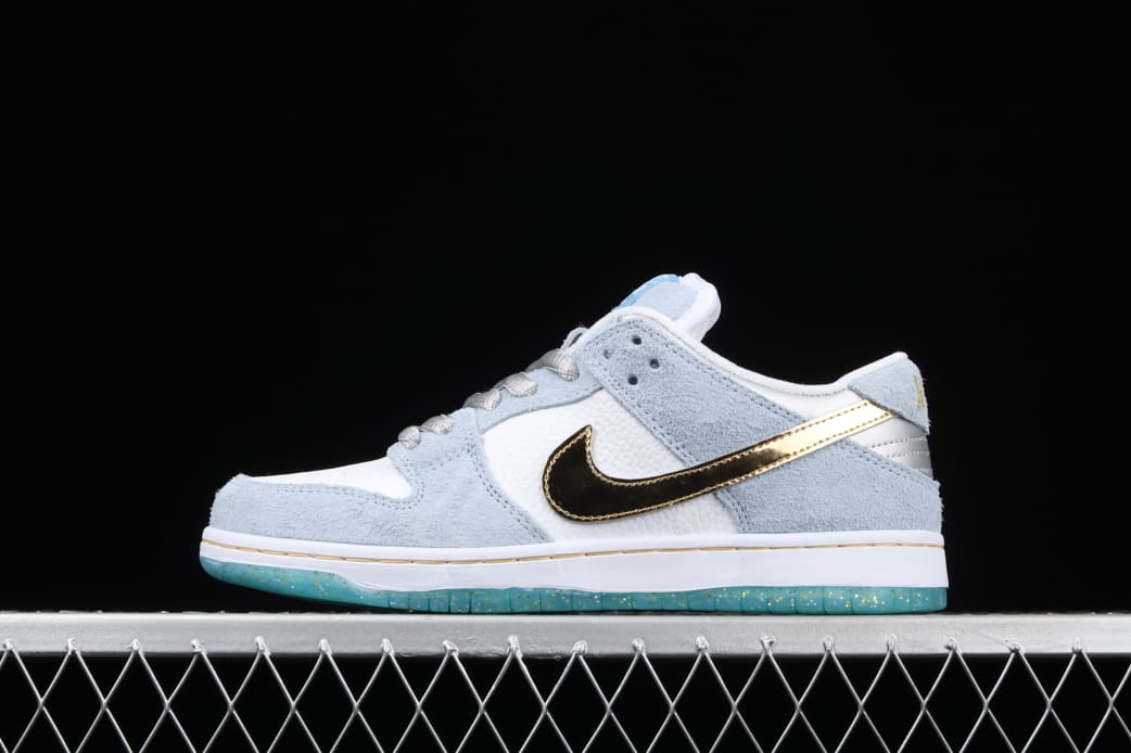 Sean Cliver x Nike Dunk Low SB Holiday Special 1