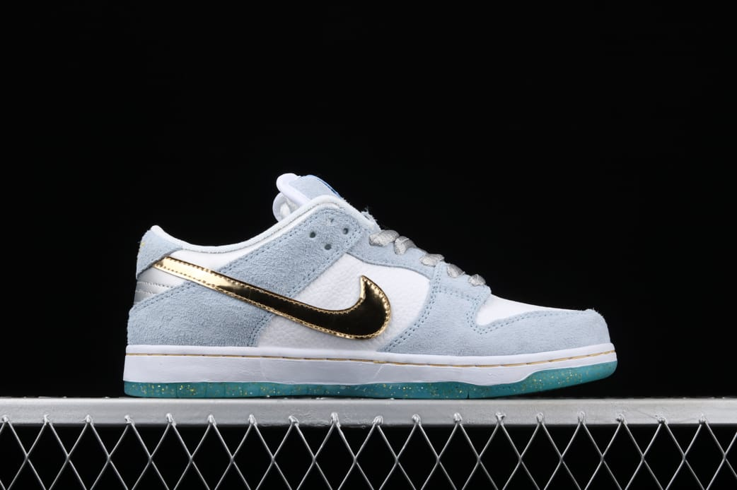 Sean Cliver x Nike Dunk Low SB Holiday Special 2