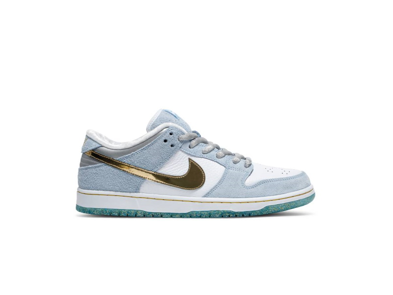 Sean Cliver x Nike Dunk Low SB Holiday Special