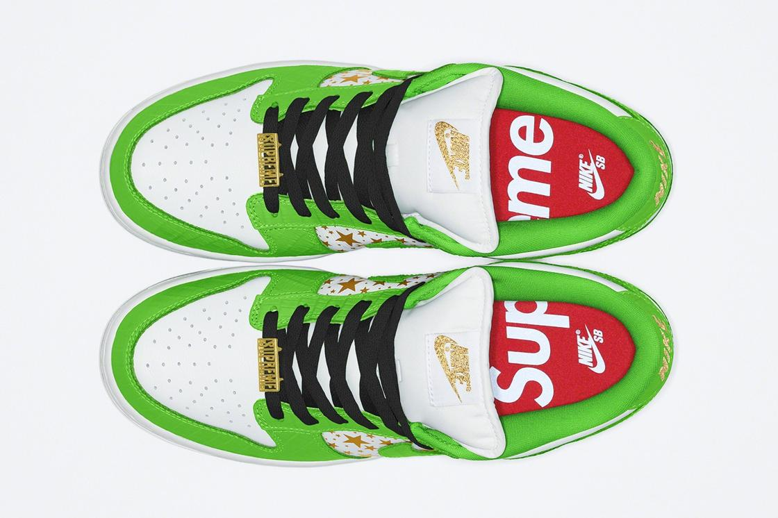 Sovmestnyj vypusk Supreme x Nike SB Dunk Low vesna leto 2021 14