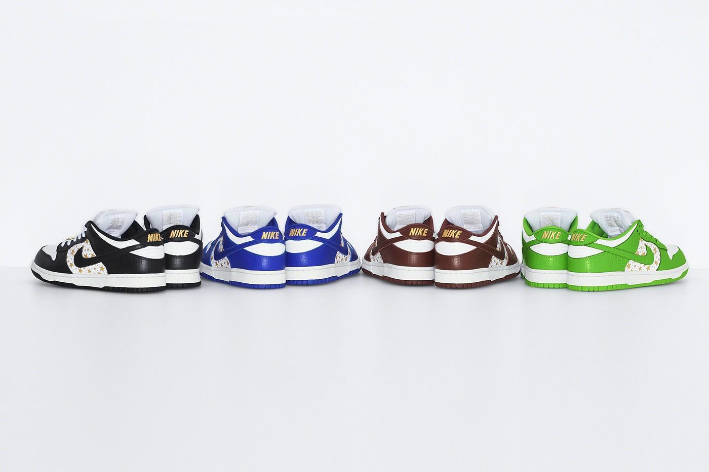 Sovmestnyj vypusk Supreme x Nike SB Dunk Low vesna leto 2021 15