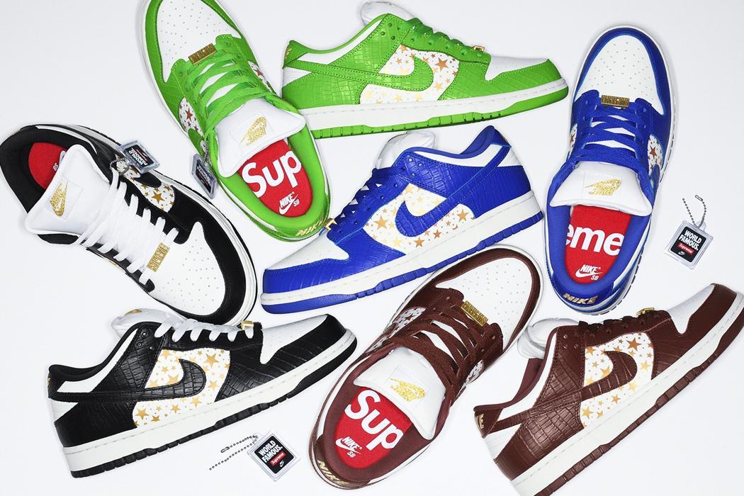 Sovmestnyj vypusk Supreme x Nike SB Dunk Low vesna leto 2021 16