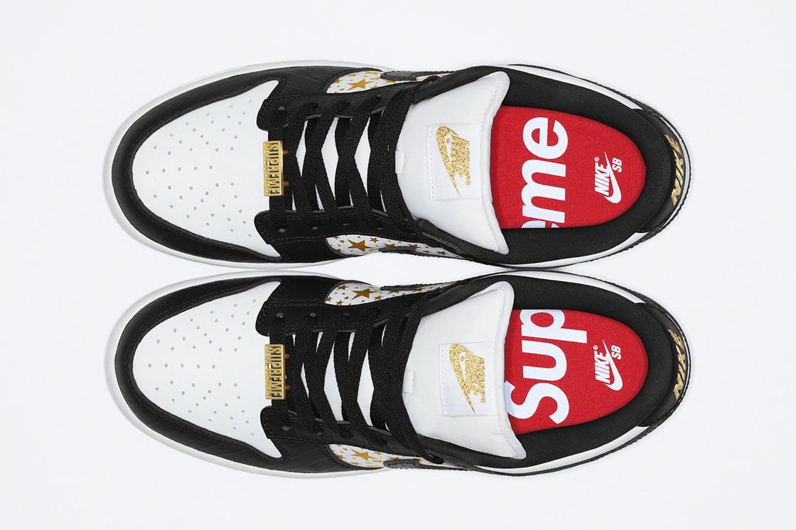 Sovmestnyj vypusk Supreme x Nike SB Dunk Low vesna leto 2021 5