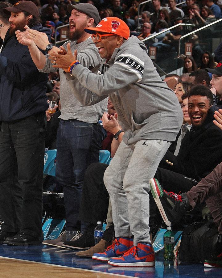 Spajk Li Air Jordan 1 Knicks