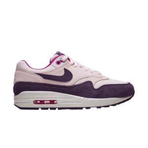 Wmns Nike Air Max 1 Light Soft Pink Grand Purple W