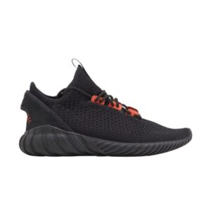 adidas Tubular Doom Sock Core Black Trace Scarlet