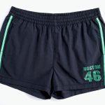 2018 NBA Boston Celtics Navy Shorts 1