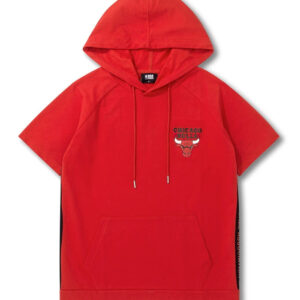 2018 NBA Chicago Bulls Red Hoodie 1