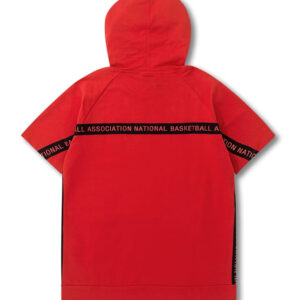 2018 NBA Chicago Bulls Red Hoodie 2