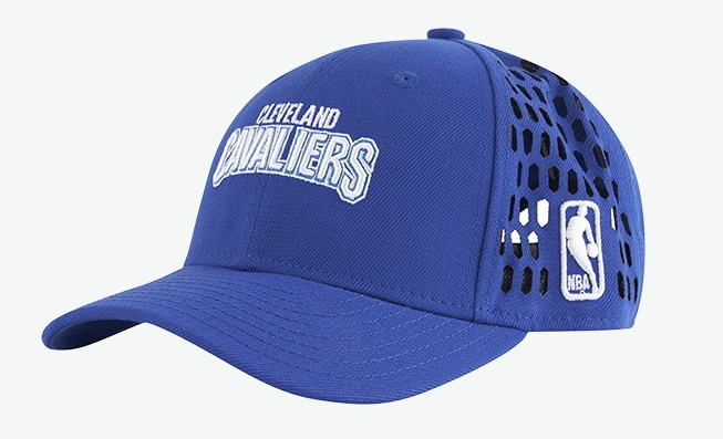 2018 NBA Cleveland Cavaliers Black Cap 3