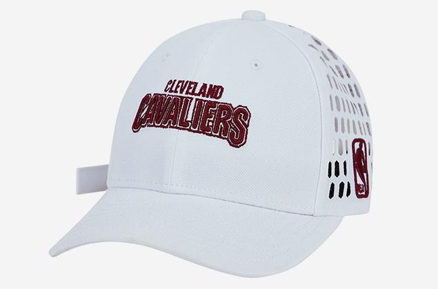 2018 NBA Cleveland Cavaliers Black Cap 5