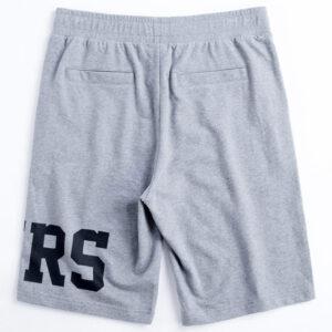 2018 NBA San Antonio Spurs Grey Shorts 2