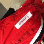 2018 Nike NBA Chicago Bulls Retro Red Bomber Jacket 3