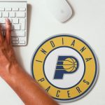 2019 NBA Team Round Mouse Pad 14