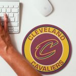 2019 NBA Team Round Mouse Pad 19