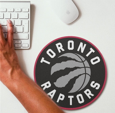 2019 NBA Team Round Mouse Pad 21