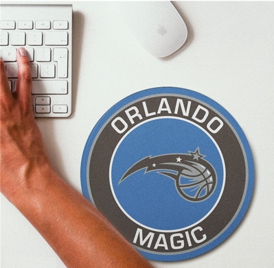 2019 NBA Team Round Mouse Pad 25
