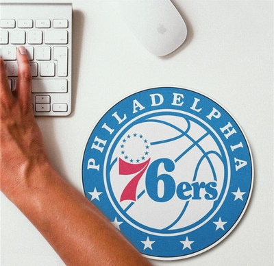 2019 NBA Team Round Mouse Pad 27