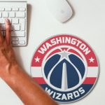 2019 NBA Team Round Mouse Pad 3