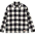 2020 Chicago Bulls Cotton Check Shirt Unisex 1